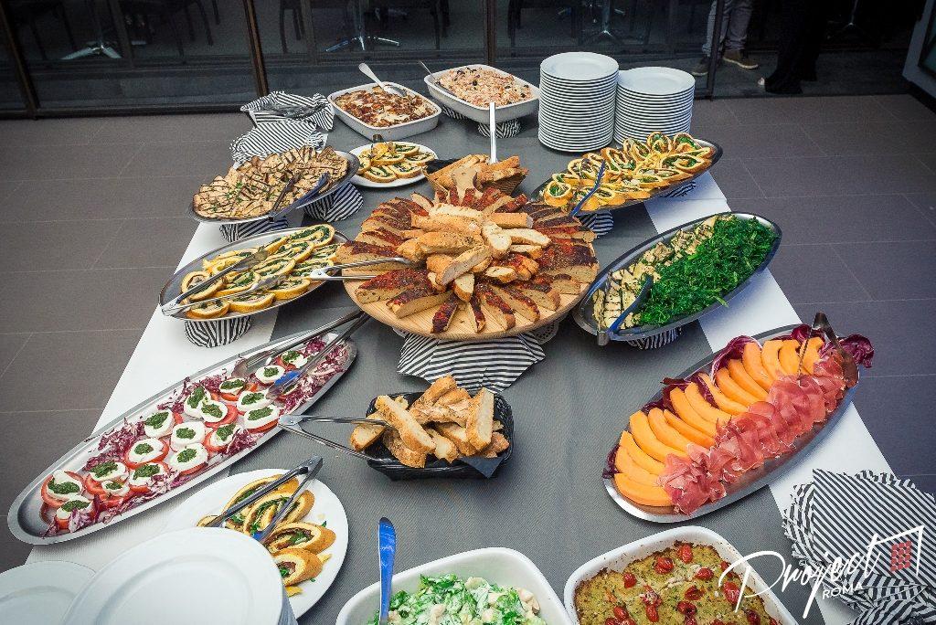 buffet project roma