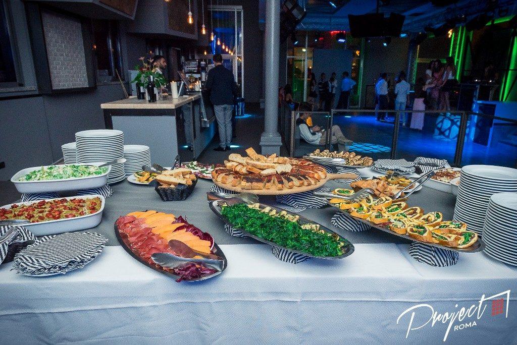 project roma buffet